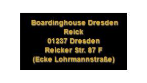 Boardinghaus Dresden-Reick Dresden