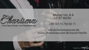 Charisma Escort Berlin