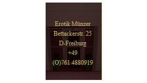 Erotik Münzer Freiburg