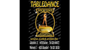 Solid Gold American Tabledance Bochum